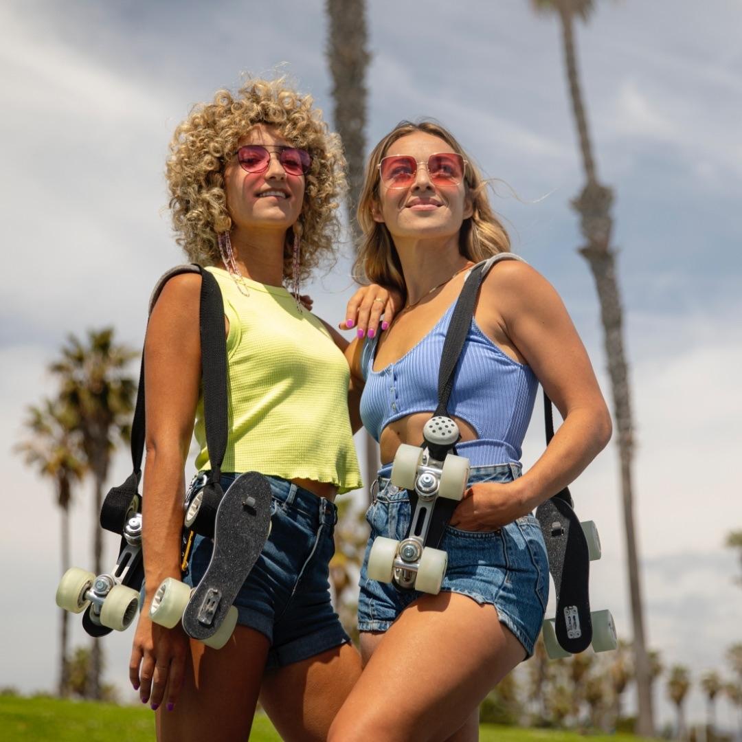 BREAK THE LINE - LOS ANGELES Model: @neonkeon & @candai Video & Photo: @the__finch 