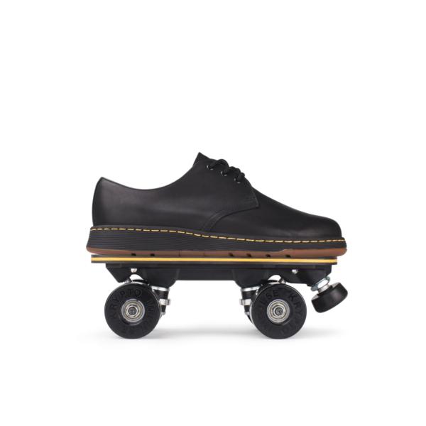 detachable skates DR MARTENS CAVENDISH - BLACK TEMPERLEY