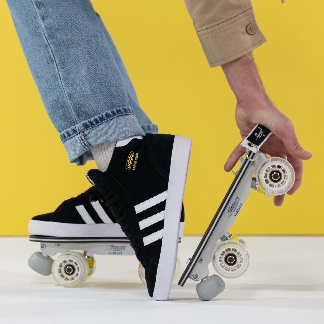 THAT&HOW WE ROLL⁠ Custom: Adidas Profi - Premium rolling part⁠ ⁠ ⁠ ⁠