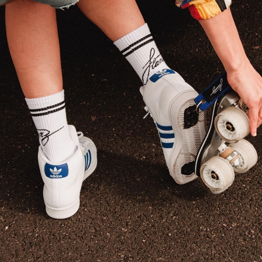 BEYOND THE ROAD Skates: Adidas Pro Model - Premium rolling part Model: @najete88 Photo: @amaury_cibot  