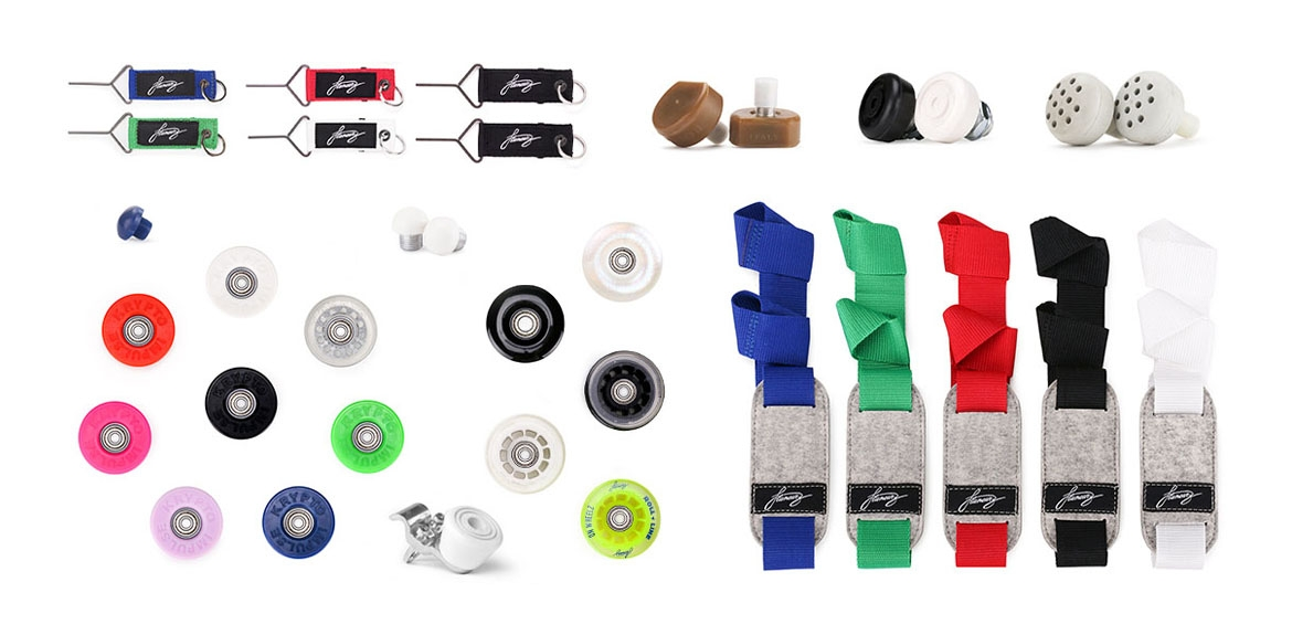 Boost your rolling part / roller skate equipment
