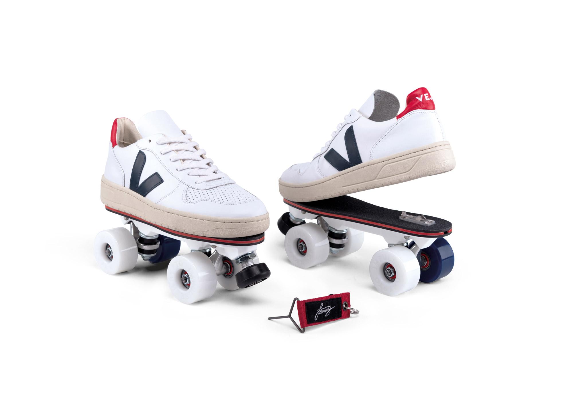 Detachable roller skate Flaneurz